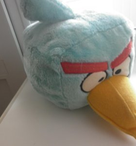 Angry Birds плюшевая птица