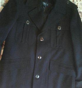 Пальто новое.Кашемир.L-XL