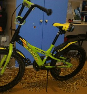 Велосипед Viking J20-BG