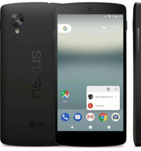 Nexus 5 black 16g