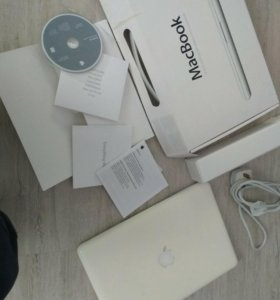 Macbook A1342 середина 2010