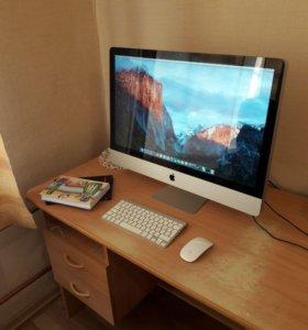 """Apple iMac 27"""" i5 в отличном состоянии"""