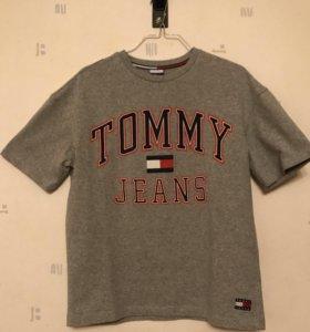 Новая футболка Tommy Hilfiger оригинал