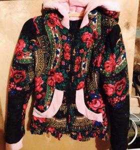 Куртка матрёшка