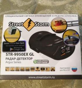 Радар детектор Street Storm STR 9950 EX GL