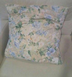 Подушка с натуральным наполнителем