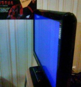 ЖК-LCD Телевизор Toshiba / Тошиба (32AV500RP)Black