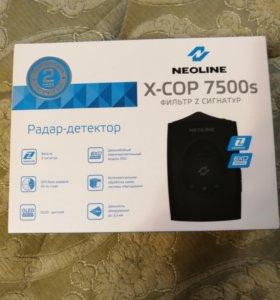 Продам радар детектор Neolaine X-COP 7500s