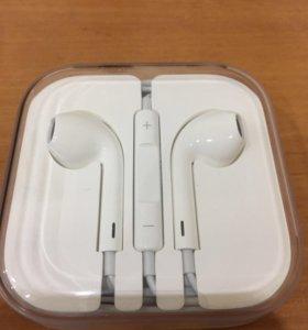 EarPods наушники для iPhone