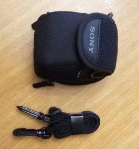 Фирменная сумка для фотоаппарата Sony