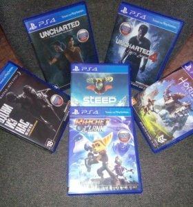 Игры PS4 (обмен/продажа)