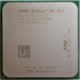 AMD Athlon 64 X2 5200+ (2.7 GHz, 65W, rev. G2)