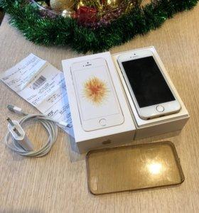 iPhone se 64 gb Gold Ростест