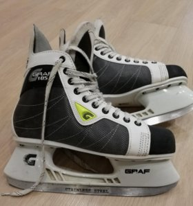 Хоккейные коньки 43р graf