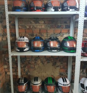 Шлема helmo новые