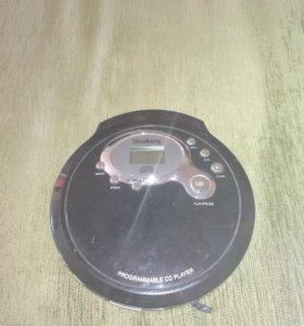 CD плеер переносной