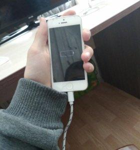 Айфон 5 можно обмен и торг