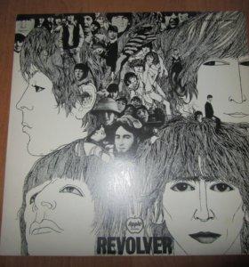 Виниловая пластинка Beatles - Revolver