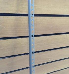 Раскладка Наружная( под плитку), серый, 2,5 м