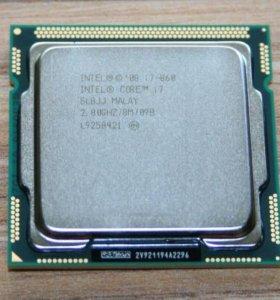 Процессор сокет-1156 core i7-860