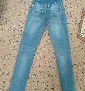 Комбинезон джинсовые