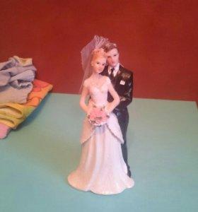 Статуэтка свадебная