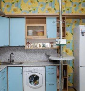 Квартира, 1 комната, 53.5 м²
