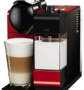 Кофемашина Delonghi EN 520 W Nespresso Lattissima