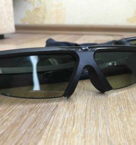 3D очки для телевизора(активные) SLMSUNG