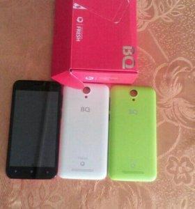 Смартфон BQS- 5030 FRESH