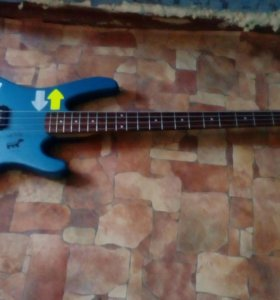 Бас-гитара WashlurnXB100
