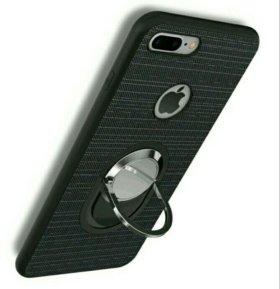 Чехол,бампер  iPhone 6 + с кольцом