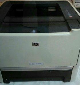 Принтер лазерный HP P2015