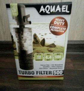 фильтр aquael turbo 500