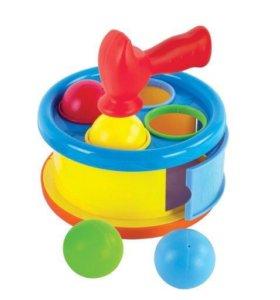 Барабан с шариками