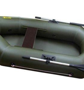 Лодка надувная Инзер для отдыха и рыбалки