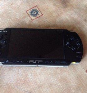 Игровая приставка Sony PSP Slim Wi-Fi