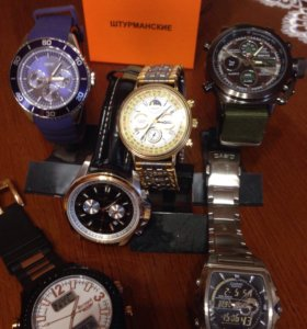 Часы - коллекция