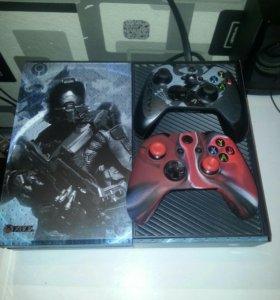 Xbox one  500 гиг.