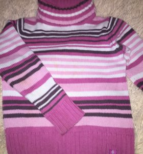 Джемпер(свитер) на девочку 6-8 лет