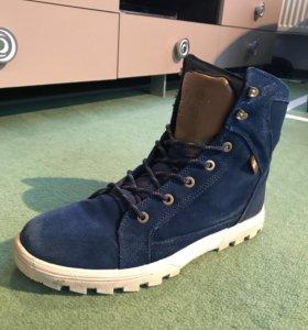 Ботинки зимние DC новые
