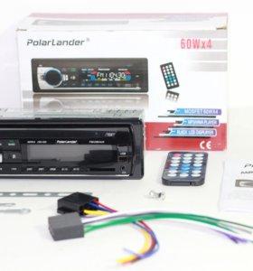 Автомагнитола PolarLander JSD-520.Aux/Bluetooth/US