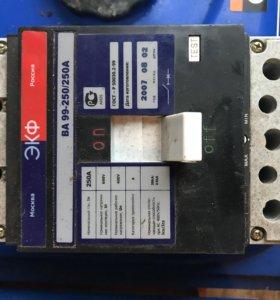 Автоматический выключатель ВА-99 250\250А