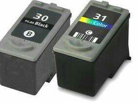 Комплект картриджей струйных Canon PG-30, CL-31