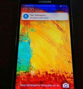 Телефон б/у Samsung Galaxy Note 3 SM-N9005 32gb