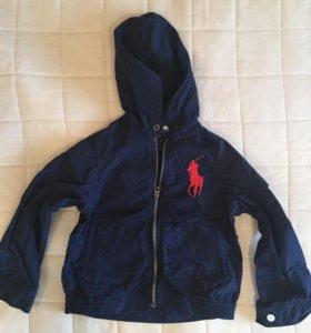 Куртка-ветровка Ralph Lauren