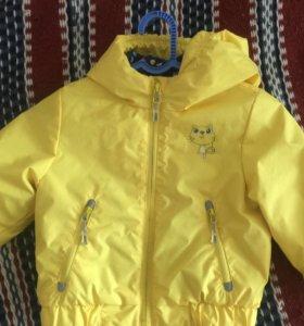 Куртка демисезонная Barkito 86 размер