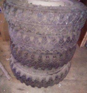 Колеса на Ниву