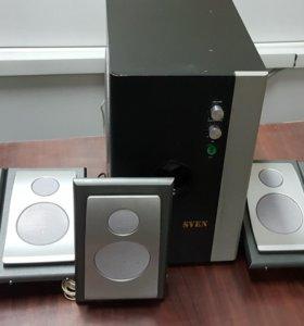 акустика SVEN HT-410