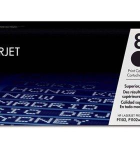 Новый картридж CE285A